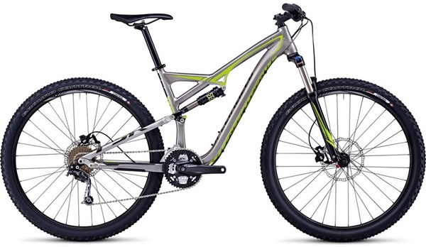 Specialized Camber Mountain Bike 2014 Full Suspension Mtb At