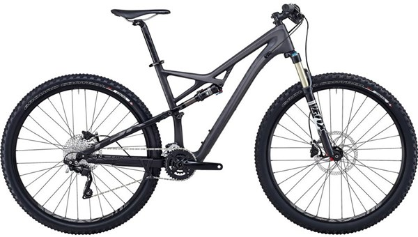 Specialized Camber Comp Carbon Mountain Bike 2014 Full
