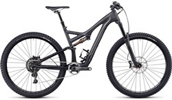 Stumpjumper FSR Expert Carbon Evo Mountain Bike 2014 - Full Suspension MTB