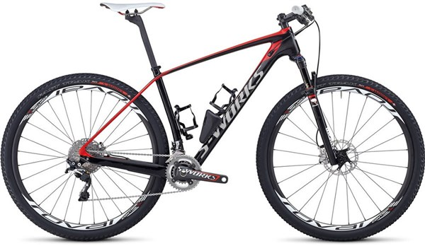 Specialized S Works Stumpjumper Carbon Mountain Bike 2014