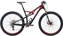 S-Works Camber Carbon Mountain Bike 2014 - Full Suspension MTB