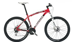 Kuma 27.2 Mountain Bike 2014 - Hardtail Race MTB