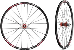 Fulcrum Red Metal XRP 650B Wheelset