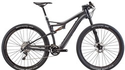 Scalpel 29 Carbon Black Inc. Mountain Bike 2014 - Full Suspension MTB