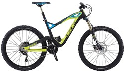 Force X Expert Mountain Bike 2014 - Full Suspension MTB