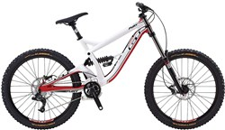 Fury Elite Mountain Bike 2014 - Full Suspension MTB