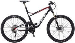 Sensor Carbon Expert 650b Mountain Bike 2014 - Full Suspension MTB