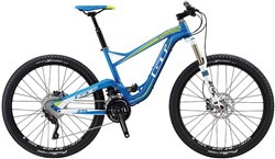 Sensor Pro 650b Mountain Bike 2014 - Full Suspension MTB