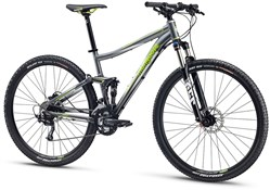 Salvo Comp 29er Mountain Bike 2014 - Full Suspension MTB