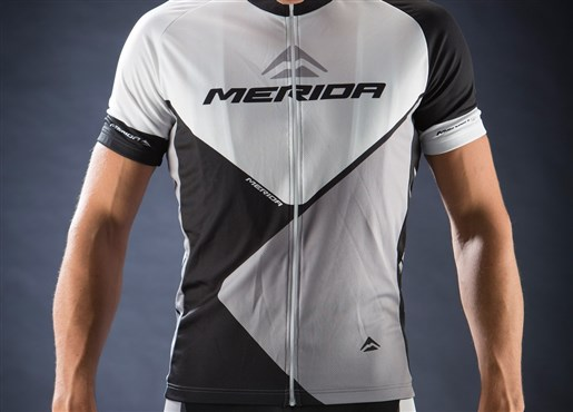 Merida Trieste Design Short Sleeve Cycling Jersey