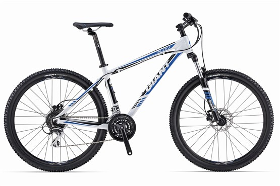 Giant Talon 27 5 5 Mountain Bike 2014 Hardtail Mtb At Tredz Bikes