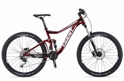 Trance 27.5 3 Mountain Bike 2014 - Full Suspension MTB