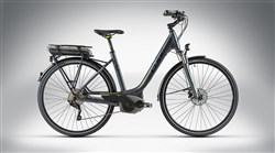 Touring Hybrid Easy Entry 2014 - Electric Bike