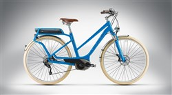 Touring Hybrid Pro Womens 2014 - Electric Bike