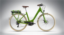 Town Hybrid Easy Entry Classic 2014 - Electric Bike