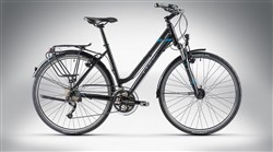 Cube Touring Womens 2014 - Hybrid Sports Bike