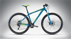 LTD Race 29 Mountain Bike 2014 - Hardtail Race MTB