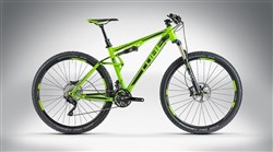AMS 120 HPA Race 29 Mountain Bike 2014 - Full Suspension MTB