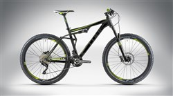 AMS 130 HPA Pro 27.5 Mountain Bike 2014 - Full Suspension MTB
