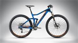 Stereo 120 Super HPC SL 29 Mountain Bike 2014 - Full Suspension MTB