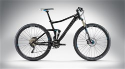 Sting 120 Race 29 Mountain Bike 2014 - Full Suspension MTB