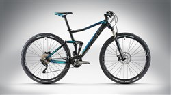Sting WLS 120 Race 27.5/29 Womens Mountain Bike 2014 - Full Suspension MTB