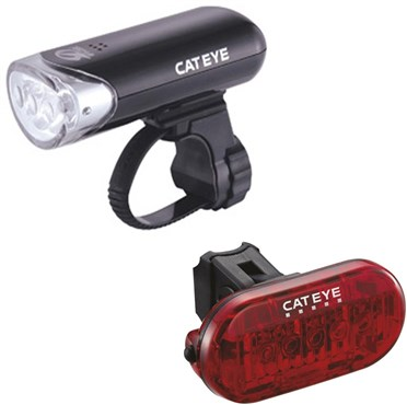 Cateye EL135/TL155 (OMNI 5) Light Set