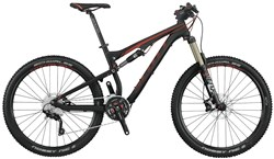 Genius 740 Mountain Bike 2014 - Full Suspension MTB