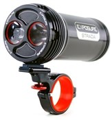 Exposure Strada Mk5 Road Specific Rechargeable Front Light  - Including Remote Switch