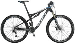 Spark 730 Mountain Bike 2014 - Full Suspension MTB