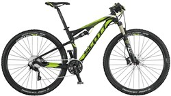 Spark 950 Mountain Bike 2014 - Full Suspension MTB