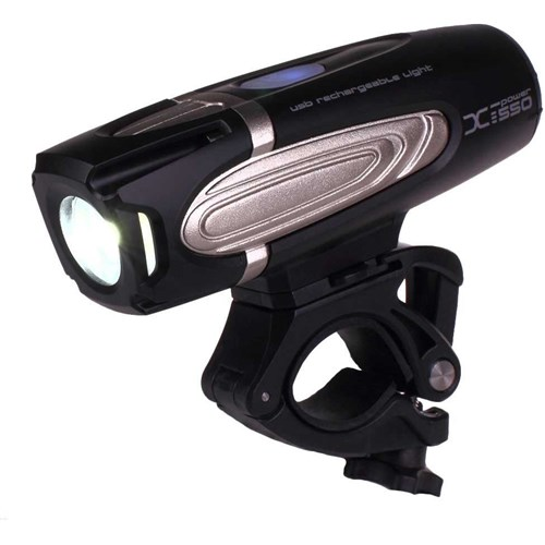 Moon X Power 600 Rechargeable Front Light
