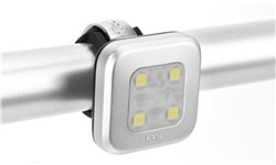 Blinder 4 LED Square Rechargeable USB Front Light