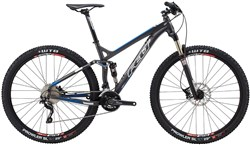 Edict Nine 50 Mountain Bike 2014 - Full Suspension MTB