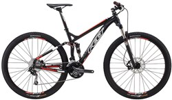 Edict Nine 60 Mountain Bike 2014 - Full Suspension MTB