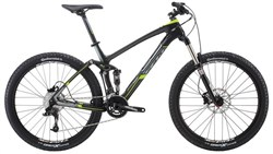 VirtueSix 3 Mountain Bike 2014 - Full Suspension MTB