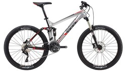 VirtueSix 40 Mountain Bike 2014 - Full Suspension MTB