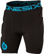 SixSixOne 661 Sub Padded Protective Cycling Shorts