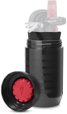 Image of Specialized Keg Storage with Tool Wrap
