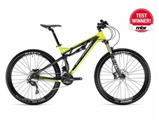 Kili Flyer 122 Mountain Bike 2014 - Full Suspension MTB