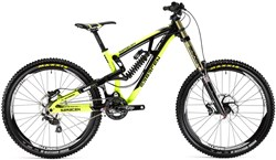 Myst Pro Mountain Bike 2014 - Full Suspension MTB