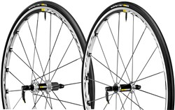 Ksyrium Elite S Clincher Road Wheelset With Wheel-Tyre System