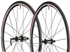 Aksium S Road Wheelset With Wheel-Tyre System