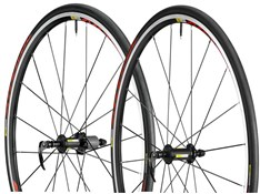 Aksium S Road Wheel With Wheel-Tyre System