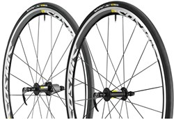 Cosmic Elite S Road Wheel With Wheel-Tyre System