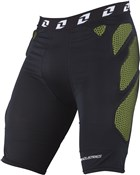 One Industries EXO Protective Shorts With Chamois