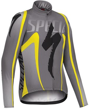 Specialized Racing Long Sleeve Jersey Wintex 2014