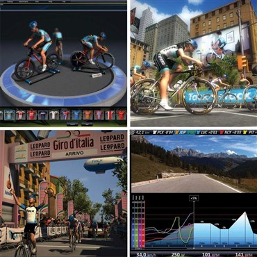 Image of Tacx Trainer Software 4 Advanced