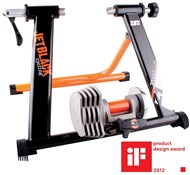 Z1 Fluid Hydrogel Turbo Trainer with Smart Release