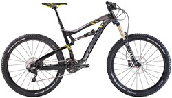 Spicy 527 Mountain Bike 2014 - Full Suspension MTB